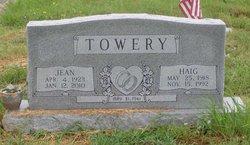 Anna Jean <i>Ragsdale</i> Towery