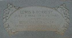 Beulah Beatrice <i>Walker</i> Forrest