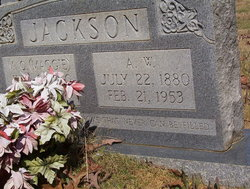 Arthur Wilson Jackson