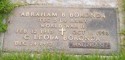 Abraham Benedict Abe Boronda