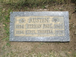Herman Paul (nee Ast) Austen