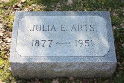 Julia E. <i>Heinzman</i> Arts