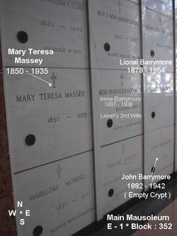 Mrs Mary <i>Lynch</i> Massey