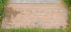 Andrew Thomas Boronda