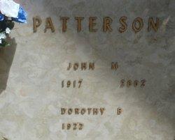 John M Patterson