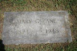 Mary Belle <i>Gladden</i> Zane