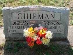 Elaine Louise <i>Chase</i> Chipman