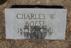 Charles W Boese, Jr