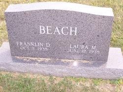 Laura M Beach