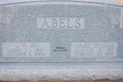 Isabel <i>Bridges</i> Abels