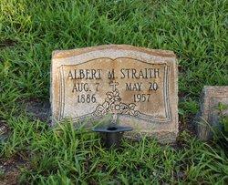Albert Marinus Straith