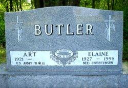 Elaine <i>Christensen</i> Butler