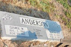 Bertha L Anderson