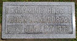 Benjamin F. Beegle