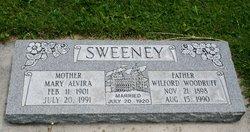 Mary Alvira <i>Simpson</i> Sweeney