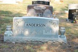 Cecil Vernon Anderson