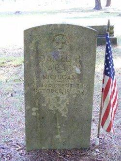 Pvt Daniel Hammond LaBarr