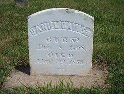 Daniel Webster Cain, Sr
