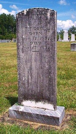 Mary A. Cain