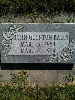 John Quenton Balls