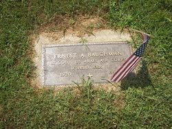 Ernest Alton Baughman