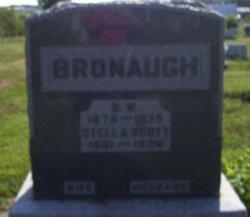 Stella Walten <i>Scott</i> Bronaugh
