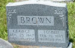 Tommie E <i>Fulford</i> Brown