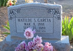 Matilde <i>Salazar</i> Garcia