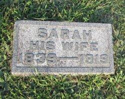 Sarah <i>Kurtz</i> Kauffman