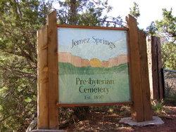 Jemez Springs Presbyterian Cemetery