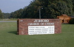 Jericho Church of Christ Cemetery