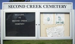 Second Creek Cemetery