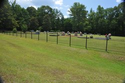 Jones Baptist Cemetery