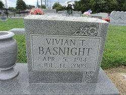 Vivian <i>Taylor</i> Basnight