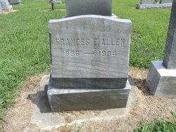 Frances E Allen