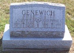 Joseph Edward Smokey Joe Genewich