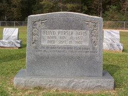 Floyd Purser Davis