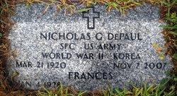 Nicholas G. DePaul