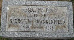 Emaline Charlotte <i>Rohn</i> Frankenfield