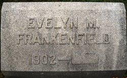 Evelyn May/ Margaret Frankenfield