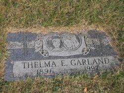 Thelma Elizabeth <i>Hess</i> Garland