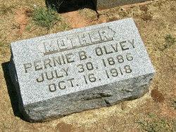 Pernie Belle <i>Fulgham</i> Olvey