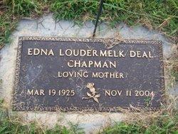 Edna Charlene <i>Loudermelk</i> Deal-Chapman
