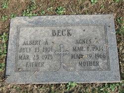 Albert A Beck