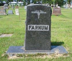 Gladys Farnum
