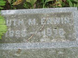Ruth Martha <i>Kidder</i> Erwin