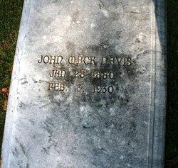 John Mack Davis