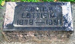 Charlotte Mae Lottie <i>Overman</i> McKnight