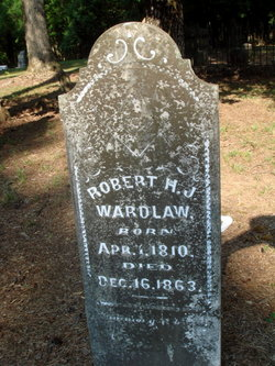 Robert Hilliard Judson Wardlaw