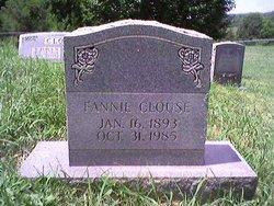 Fannie Izette Clouse